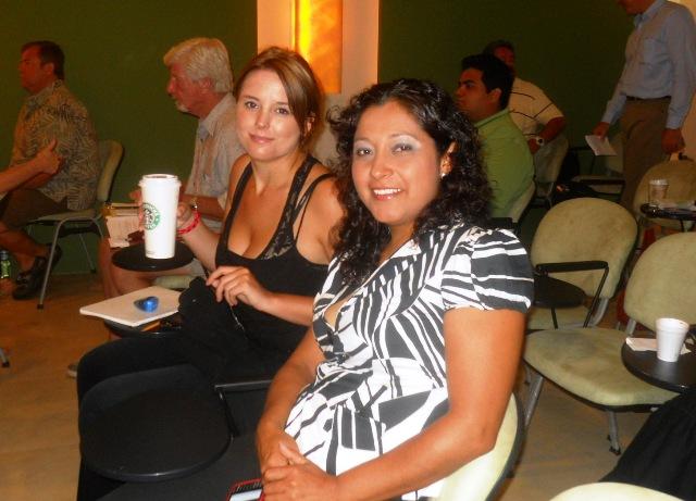 Jayme McSweeney & Maria Enciso -Prudential Vallarta