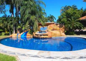 Paseo de las palmas Casa Tres Soles Nuevo Vallarta