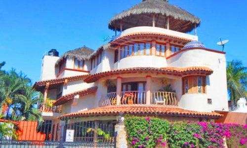 Casa cielito lindo bucerias